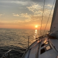 Beneteau First 45F5 - Sunset