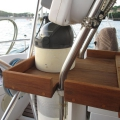 Beneteau First 45F5 - Cockpit table