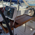 Beneteau First 45F5 - table folded