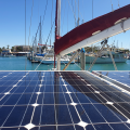 Beneteau First 45F5 -Solar panels 550 W