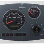 Beneteau First  45F5 - craftsman Cl42 control panel