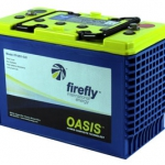 Beneteau First 45F5 - firefly battery