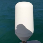 Beneteau First  45F5  - iridium-Go-Antenna