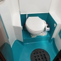 Beneteau First 45F5 Bathroom Master Cabin 011