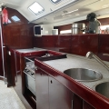 Beneteau First 45F5 - Saloon/Galley